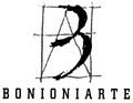 Bonioni arte logo